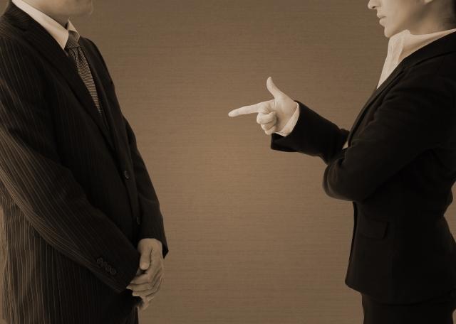 新型コロナウィルスで追い込まれた経営者や管理者は本性を現す件